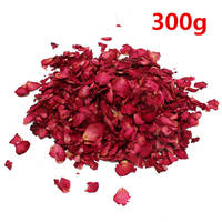 3PC Dried Flower Petals Natural Dry Rose Bath Spa Shower Tool Fragrant Whitening Bath Tools Body