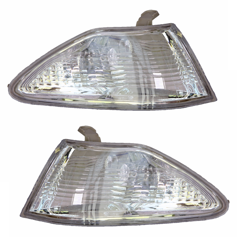 Front Turn Signal Light Fits TOYOTA CARINA 1998 1999 2000 2001 Marker Parking Corner PAIR