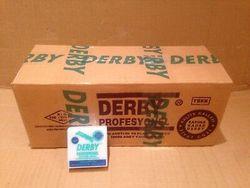 2X5000 Дерби Профессиональный единственный край лезвия бритвы (100 пачек 100 лезвий)