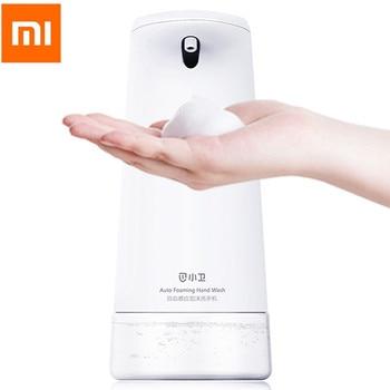 Xiaomi Xiaowei W66018XP Portable Soap Dispensers Intelligent Auto Induction Hand Washing Machine Foaming Soap Dispensers Пескоструйная обработка
