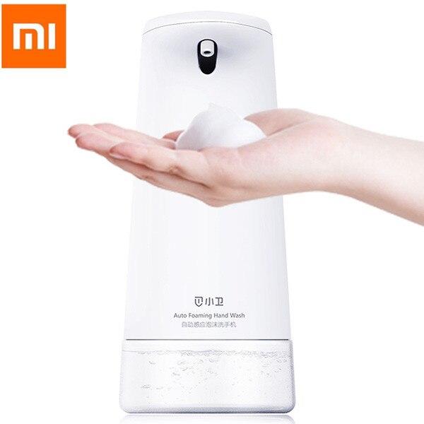 Xiaomi Xiaowei W66018XP Tragbare Seife Spender Intelligente Auto Induktion Hand Waschmaschine Schäumen Seife Spender