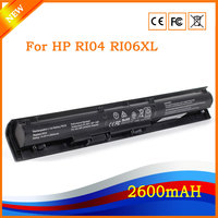 YHR 2600mAh Laptop Battery RI04 For HP ProBook 450 455 470 G3 Series HSTNN Q97C HSTNN