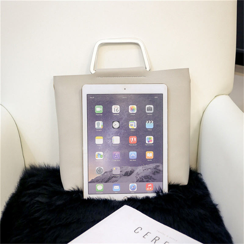 bolsa de luxo cor preta Key Word 2 : Fashion Lady Messenger Bag