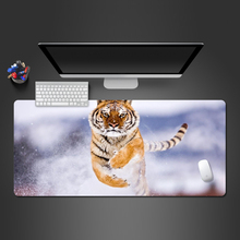 Animal Tiger Mouse Pad Game Exclusive Game Mat Computer Player Like High Quality Mouse Pad Office Computer Desk Mouspad