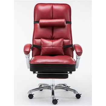 Ergonomic Cadeira Armchair Sillon Sedie Sedia Ufficio Furniture Taburete Gamer Leather Poltrona Silla Gaming Office Chair