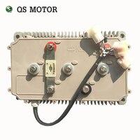 QSKLS14301-8080I 24 В-144 В 300A синусоида бесщеточный двигатель постоянного тока контроллер для в ступицы колеса двигателя