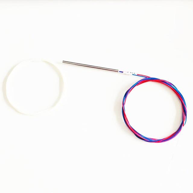 20pcs 5/95 optical fiber cable 1X2 FBT splitter without connector