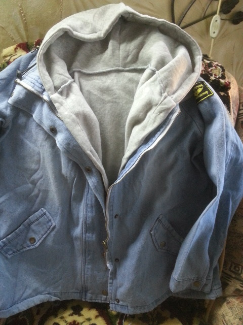 the best attitude 019fc 61cf5 Denim Jacket Women Jackets Loose Hooded Tops Cowboy Two Denim Jacket Women  Coat Plus Size 4XL L1825