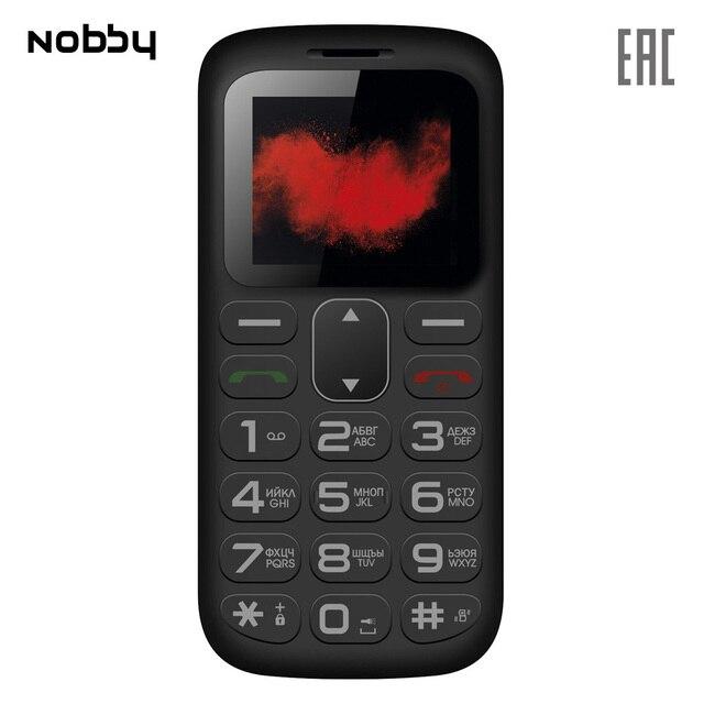 Мобильный телефон Nobby 170B , 2 симкарты, ThreadX, камера, фотокамера, цветной дисплей