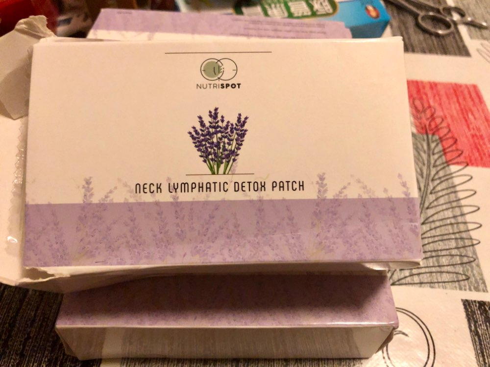 NutriPad™ Neck Lymphatic Detox Patch