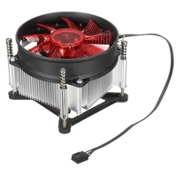LED CPU Cooler Fan Heatsink Radiator For Intel LGA 1150 1151 1155 1156 Series High Quality
