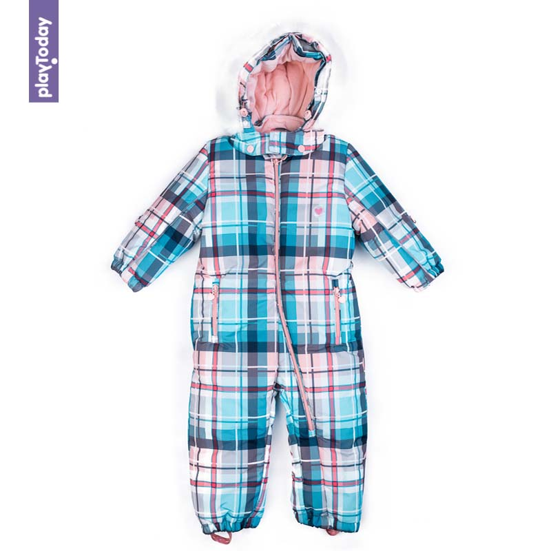 Rompers PLAYTODAY for girls 378053 Children clothes kids clothes baby rompers 100