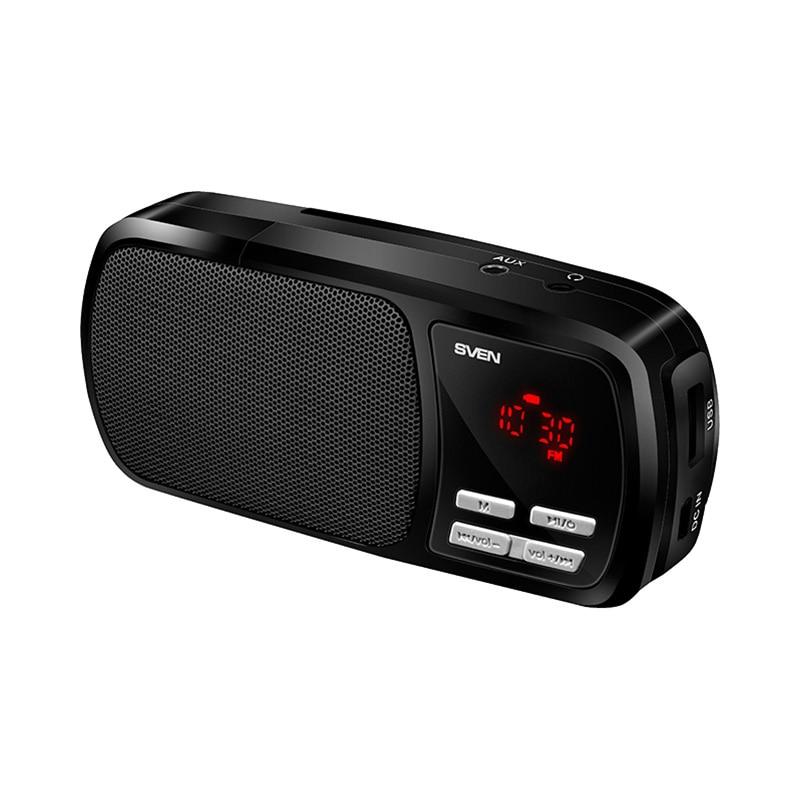 Speaker Sven PS 50 black|Portable Speakers| |  - title=