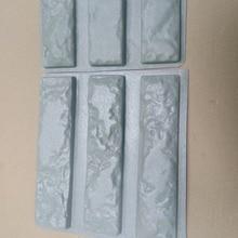 """Пластиковые формы для бетона 3+ 3 штукатурки Супер Лучшая цена стены каменной цементной плитки """"старый кирпич"""" декоративные настенные формы дизайн"""