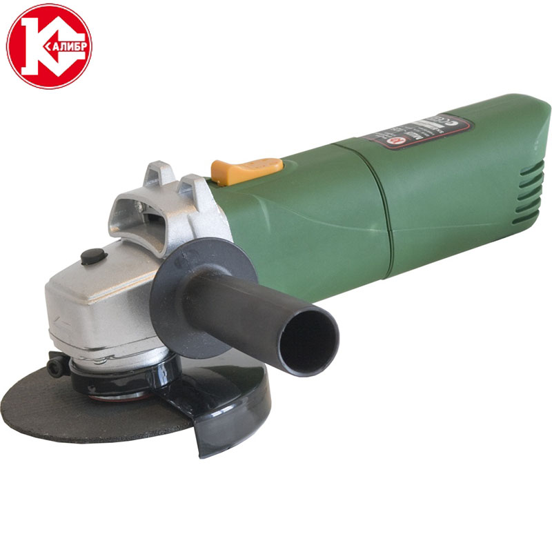 Kalibr MSHU-125/900E+ Angle Grinder Cutting Polishing Machine Hand Wheel Electric  Polisher grinding disc, Regulating speed недорого