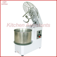 LR60 2V Double Speed Commercial Spiral Mixer Machine