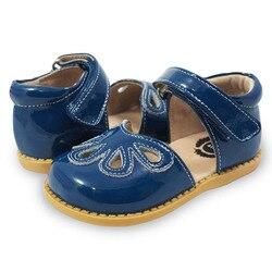 Zomer Klassieke Mode Kinderen Schoenen Peuter Meisjes Sandalen Kids Meisjes Geniune Leren Sandalen Bloemblaadje met Arch Ondersteuning