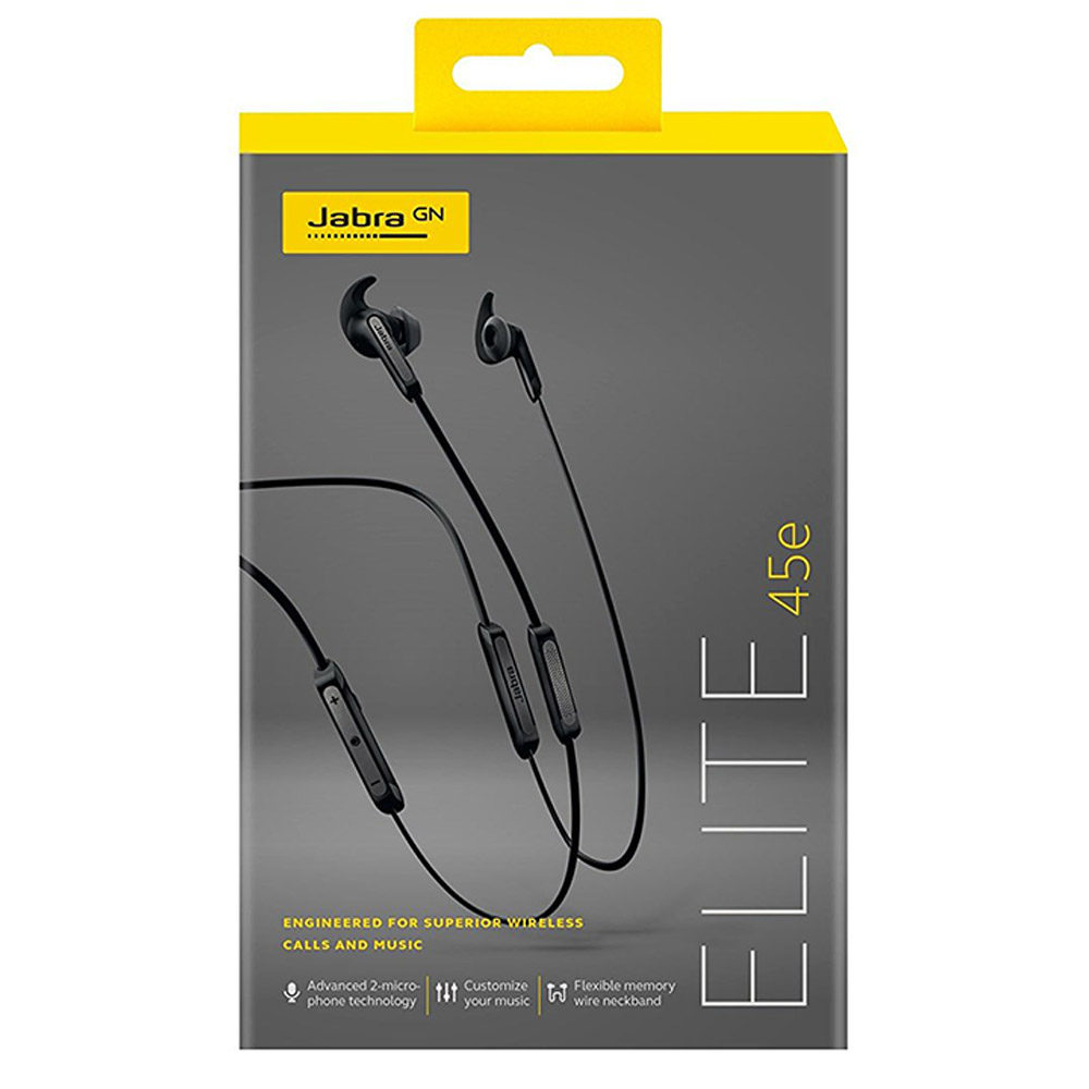 88189eb7fd6 Jabra Elite 45e Alexa Enabled Wireless Bluetooth in Ear Headphones-in Bluetooth  Earphones & Headphones from Consumer Electronics on Aliexpress.com |  Alibaba ...