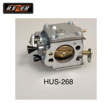 Carburetor HUS 268 REZER for chain saw Starting engine carburetor Simple carburetor