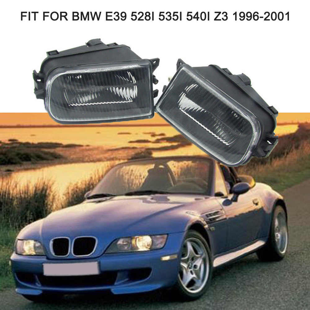Fog lights right for BMW 5 series E-39 and Z3