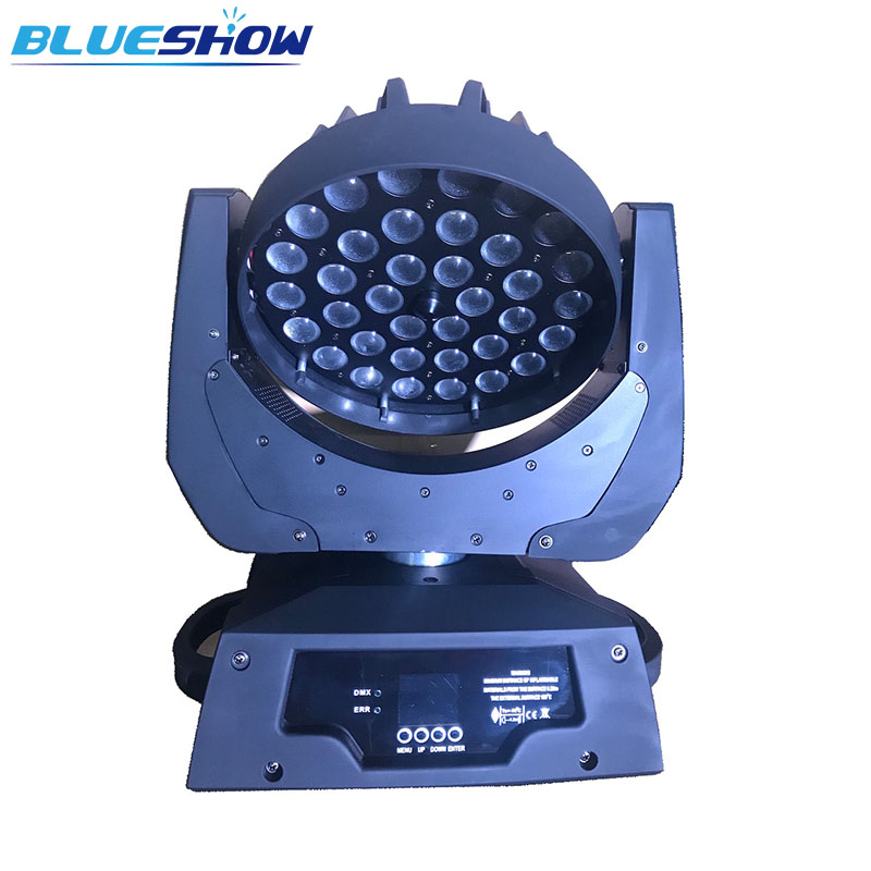 zoom 36x10w rgbw 4in1 led moving head wash light-3
