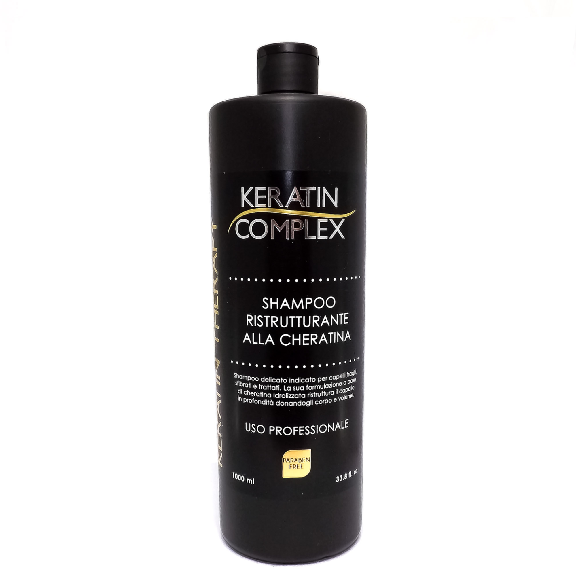 KERATIN COMPLEX RISTRUTTURANTE THE KERATIN SHAMPOO 1000 ML-0789