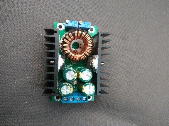 Megmoki 1pcs/lot  100% new DC CC 9A 300W Step Down Buck Converter 5-40V To 1.2-35V Power module