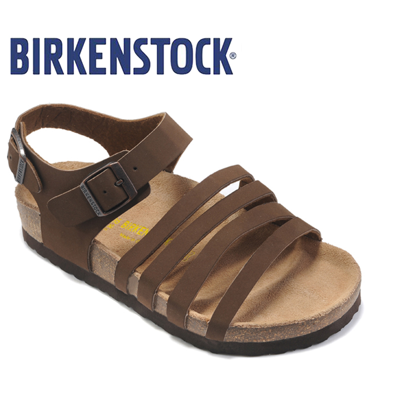 2018 BIRKENSTOCK on beach slides Party Shoes Summer fashion Sandals - Men's Shoes