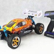 HSP XSTR 94107PRO Внедорожник Багги Rc автомобиль 1/10 весы RTR модели Электрический бесколлекторный мощность 4wd Радиоуправляемый, для автомобильных гонок HSP электрический автомобиль