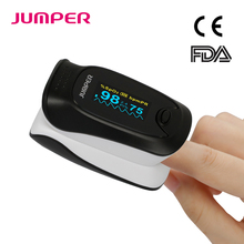 Color OLED oxymeter fingertip pulse oximeter finger clip oximetro de dedo Blood Oxygen SpO2 Saturation for Health Care JPD-500D цены онлайн