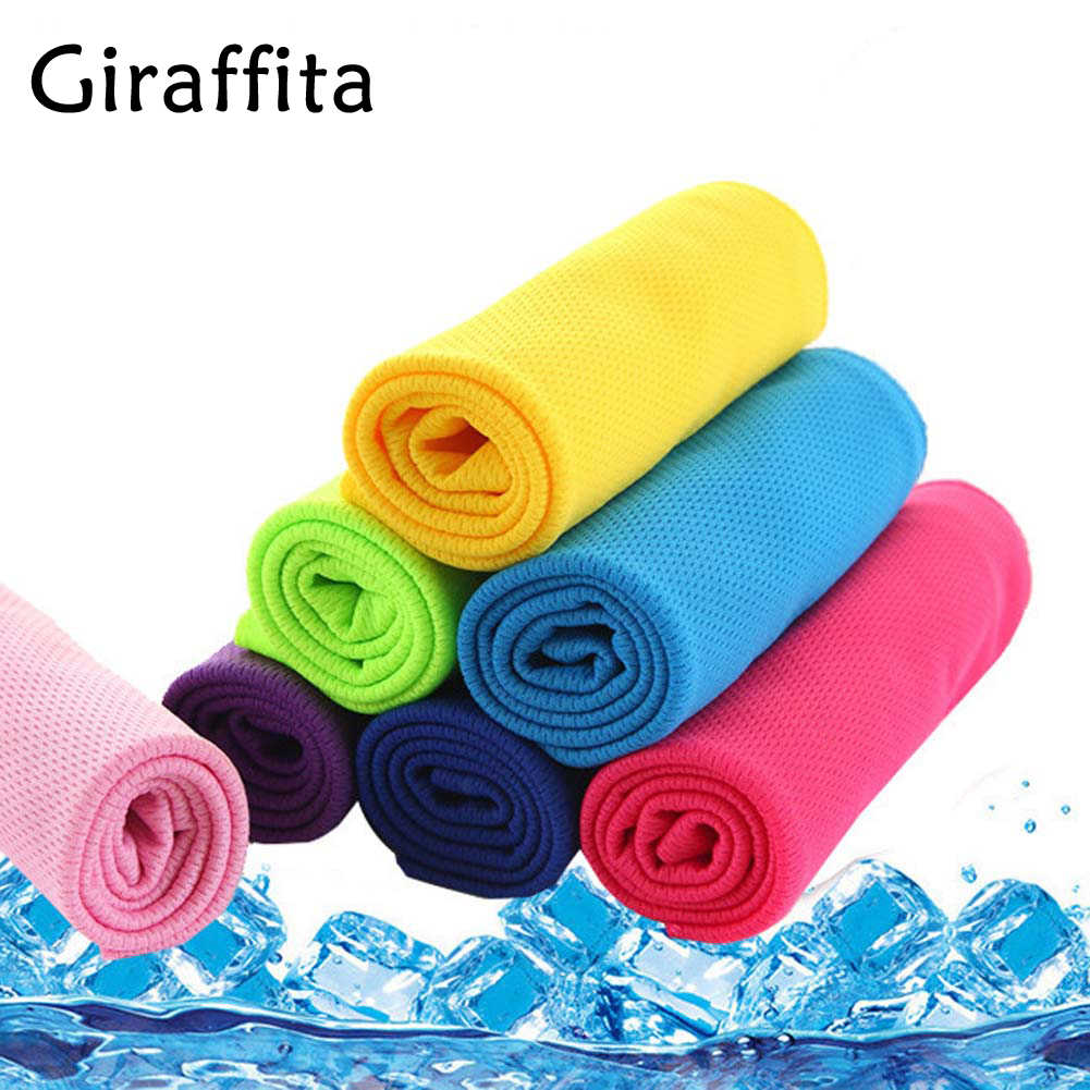 90*30cm Sports Towel Microfiber Gym Towel Swimming Travel Gym Quick-drying Towel Outdoor Camping Towel