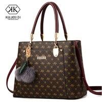 Luxury Handbags Women Bags Designer Brand Women Leather Bag Handbag Shoulder Bag for Women 2018 Sac a Main Ladies Hand Bags