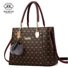 럭셔리 핸드백 여성 가방 디자이너 브랜드 여성 가죽 가방 핸드백 숄더 백 2019 Sac a Main Ladies Hand Bags