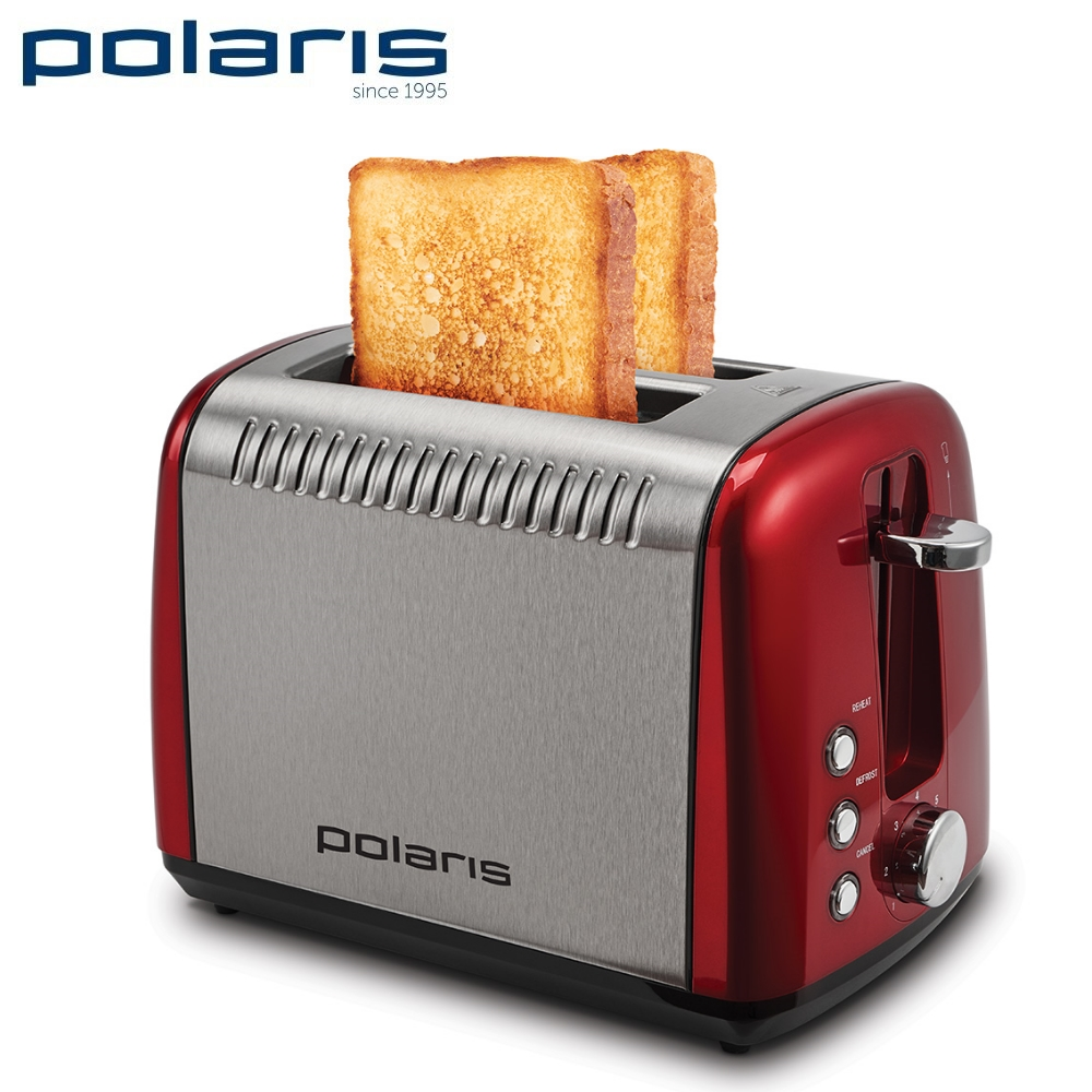 Toaster Polaris PET 0918A Retro Toaster sandwich home kitchen appliances cooking fry bread to make toasts Bread Maker grill free shipping fashion toaster