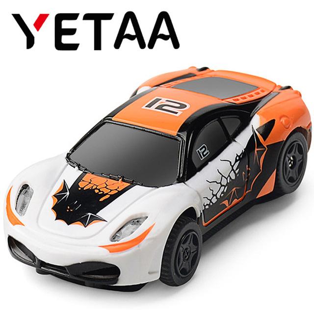 YETAA Wall Climbing Racing RC Car Home Vehicle