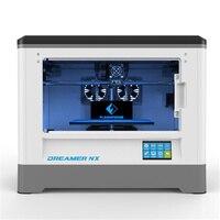 Новинка! Flashforge 3d принтер Dreamer NX одиночный Экструдер 3d принтер Заводская розетка