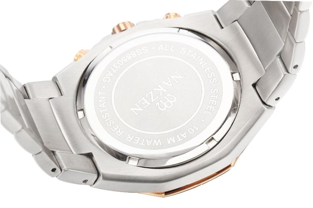 0c6c2635457 ... DCDC04 DCDC03 SS5037AGTR-7N0 IMG 8000. 1 2 3 4 5 6 7 8. NAKZEN Homens  Mecânico Automático Relógios de Diamantes Marca de Luxo Casual Relógio ...