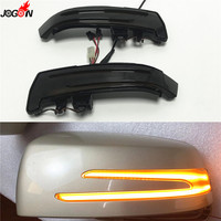 Dynamic Turn Signal Rearview Mirror Indicator Blinker Light For Mercedes Benz A B C E S CLA GLA CLS W176 W246 W204 W212 X156
