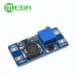MT3608 2A 최대 DC-DC 스텝 업 전원 모듈 부스터 전원 모듈 3-5 볼트 5 볼트/9 볼트/12 볼트/24 볼트
