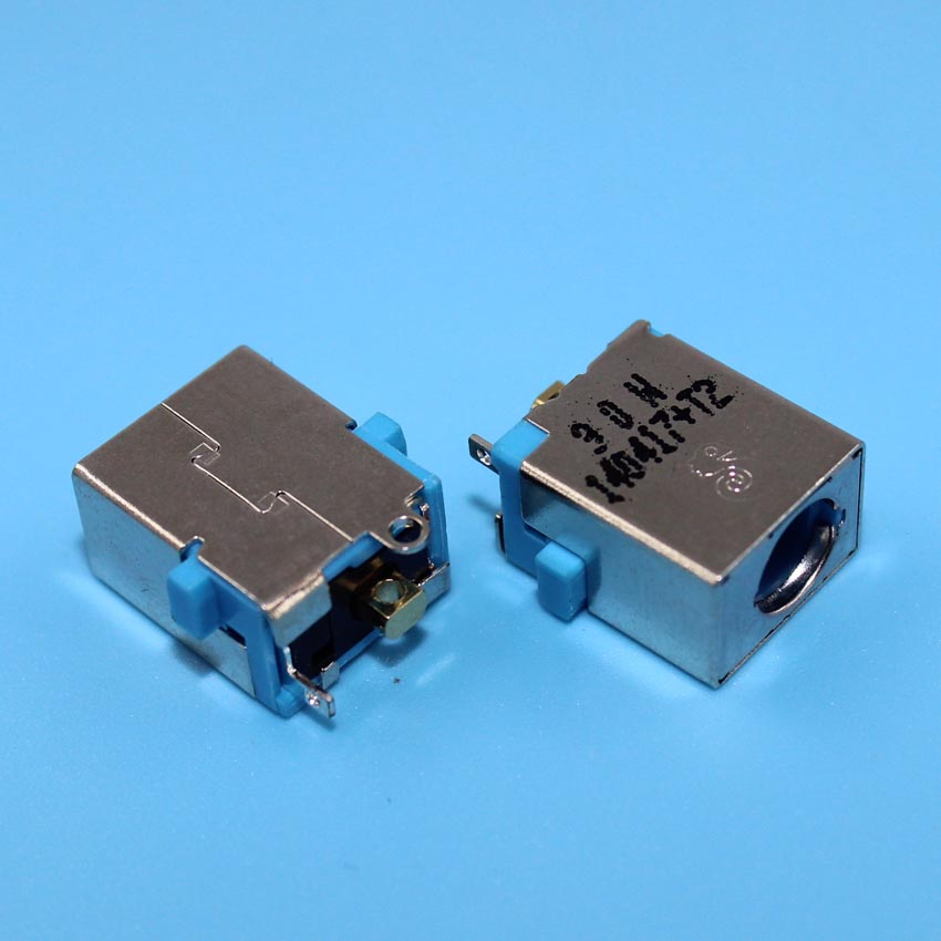 YuXi DC Power Jack , The New For Acer Aspire 5741 5551 5552 5742 5741z Power Connector Head Blue Head DC Jack