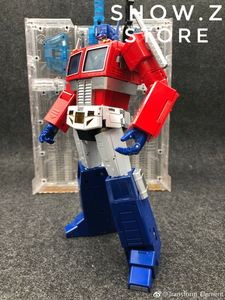 Image 3 - [แสดง Z Store] เปลี่ยนองค์ประกอบ TE 01 TE01 Masterpiece MP10 MP 10 OP Transformation Action Figure