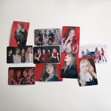 10pc/set KPOP BLACKPINK KILL THIS LOVE Album Self Made Paper Lomo Card Photo Card Sticker Poster LISA JENNIE Photocard YG081(China)