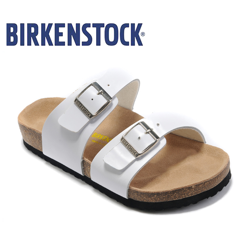 Nykomst BIRKENSTOCK Flip Flops Men Classic på Beach Slides Party - Herrskor