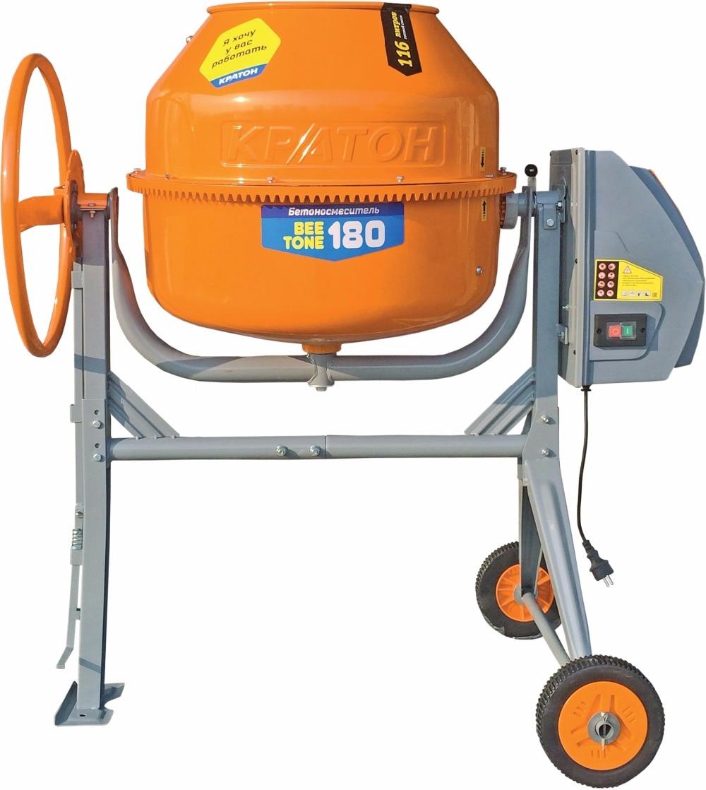 Concrete mixer CRATON BeeTone 180 650W 160L цена