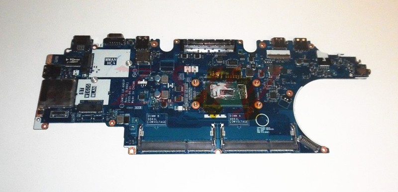 For Dell E5450 Laptop Motherboard CN-0PW12Y 0PW12Y ZAM70 LA-A901P REV1.0 I3 Mainboard Tested