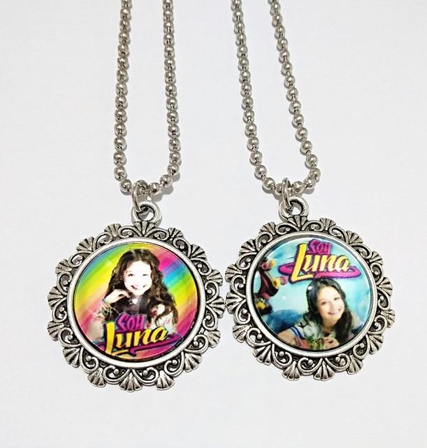 90a7c00e9997 24 piezas nuevo diseño de la manera estupenda cantante Soy Luna collar  Elenco de Soy Luna