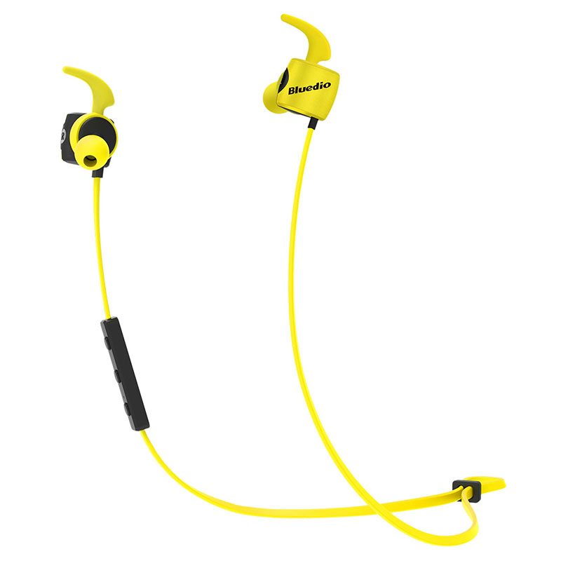 Earphones & Headphones Bluedio TE Consumer Electronics Portable Audio & Video 1more super bass headphones black and red