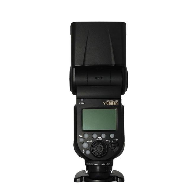YONGNUO YN968N Wireless Flash Equipped with LED Light YN968 TTL Flash Speedlite for Nikon Compatible YN622N YN560-TX RF603