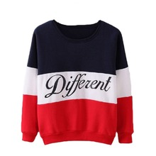 New Spring Autumn Winter Hoody Women Clothing Casual Pullovers Long Sleeve O neck Sweatshirts Women Hoodies