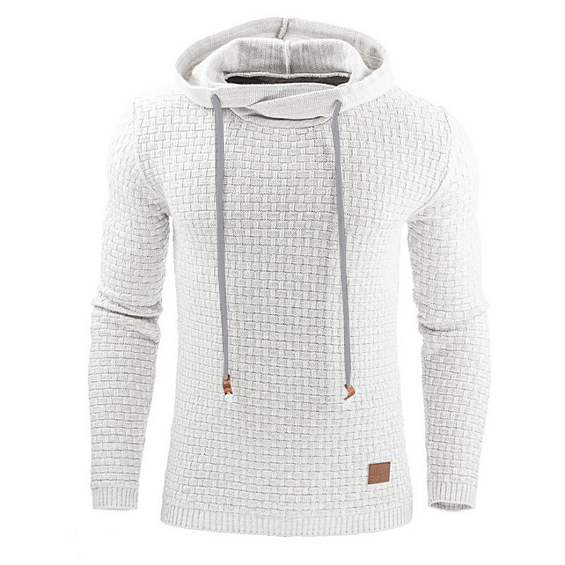 Hoodies Männer 2018 Hoody Männer Langarm Einfarbig Mit Kapuze herren Sweatshirt Herren Hoodie Trainingsanzug Sweat Mantel Lässige Sportswear